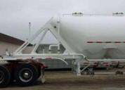 Tolvas presurizadas acero carbon ac inox aluminio gasolina