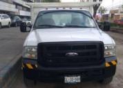 Ford lista para el trabajo gasolina