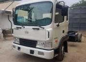 Camión rabon hyundai hd 120 diesel
