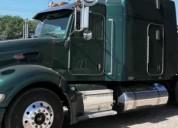 Tracto trailer tractocamion peterbilt diesel