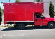 F 350 super duty camioneta de carga unico dueno gasolina