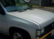 Nissan pickup chasis cabina conservadii gasolina