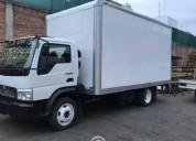 Excelente camion 6 toneladas caja seca diesel