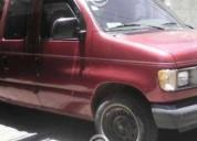 camioneta ford econoline en iztacalco