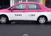 Tiida taxi factura original todo pagado gasolina