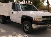 Chevrolet silverado 3500 gasolina