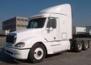 Tracto freightliner columbia 18 vel diesel