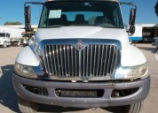 743 rabon chasis cabina international 4300 import diesel