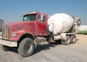 865 revolvedora kenworth mcneilus 15 vel diesel
