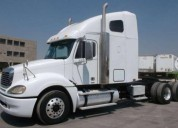 862 tracto freightliner detroit s60 diesel