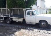 Camioneta dodge gas en tlaquepaque