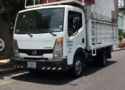 Excelente camión nissan modelo cabstar diesel
