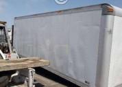 Cajas secas de 24 y 26 pies para rabon o torton diesel