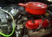 Camioneta tipo grua gasolina