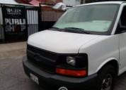 Chevrolet express van gasolina