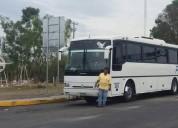 Autobus estrada en tláhuac, contactarse.