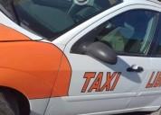 Focus taxi libre gasolina