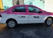Taxi volkswagen gol en iztapalapa