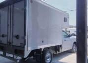 camioneta nissan con caja gasolina