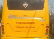 Excelente camion transporte de personal diesel. contactarse.