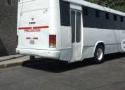 Camion para transporte de personal diesel