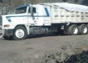 Excelente camion torton volteo freightliner diesel, contactarse.