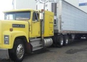 Tractocamion dina 861 diesel