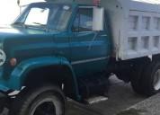 Excelente camion de volteo chevrolet diesel