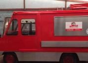 Foodtruck nuevo chevrolet vanette gasolina, contactarse.