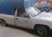 Chevrolet para trabajar gasolina
