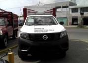 Nissan estakitas np 300 std credito todo mexi gasolina