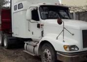 Tracto y gondola diesel
