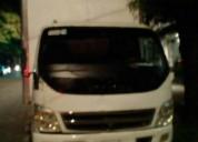 Excelente camion foton diesel en miguel hidalgo