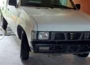 Camioneta nissan pick up chasis gasolina