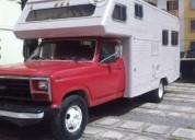 casa rodante ford f 350 nacional en coronango