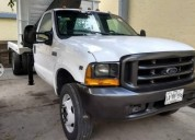 Ford f 450 hiab gas en texcoco