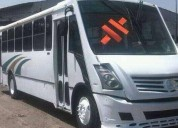 Excelente autobus urbano zafiro mercedes de 39 altos tela diesel