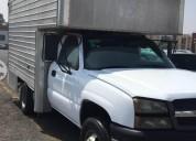 camioneta lista para trabajar gas