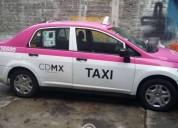 Vendo taxi tiida gasolina
