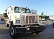 Camion revolvedor 8 mtrs international 1801 diesel