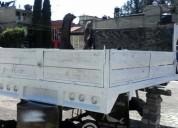Venta de carroceria para 31 2 toneladas híbrido