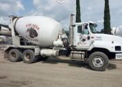 Camiòn revolvedor international paystar diesel