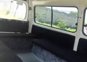 Excelente urvan pasajeros gasolina