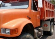 Excelente camion de volteo dina 7 metros diesel