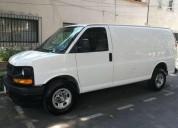 Chevrolet express cargo van gasolina