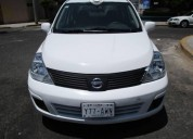 Nissan tiida std factura de agencia todo en regla gasolina