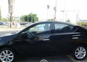 Versa 2015 advance gasolina
