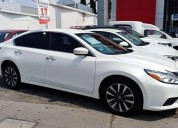Nissan altima advance 2017 2 5 credito gasolina
