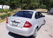 Ford modelo fiesta gasolina