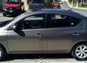 Versa advance gasolina